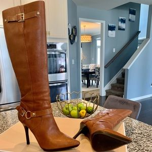 Women's Tall and High Leather Boots*MICHAEL KORS*
